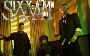 Sixx: A.M. siirtymässä studioon kesäkuussa