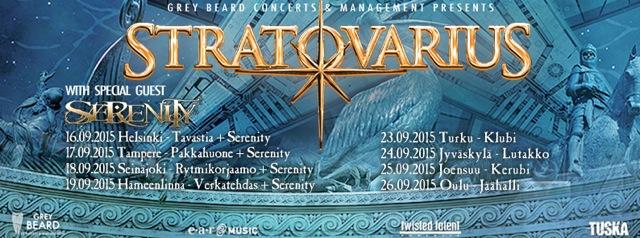 Stratovarius 2015