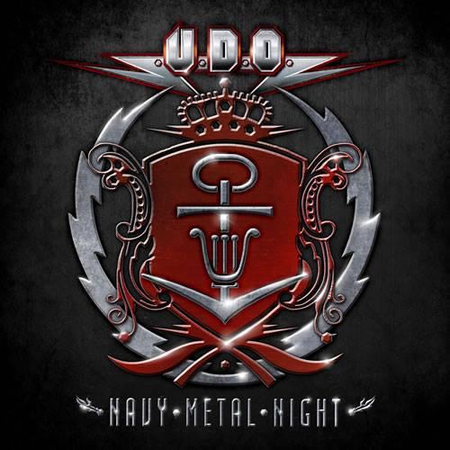 U.D.O. Navy Metal Night DVD 2015
