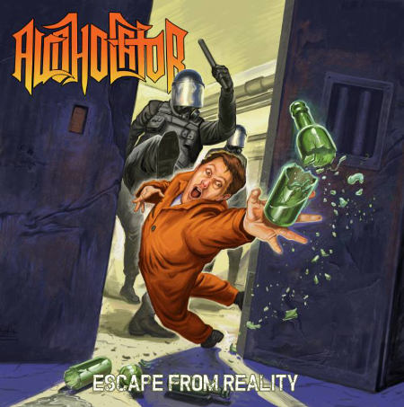 Alcoholator – Escape From Reality
