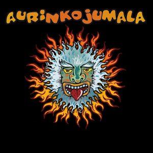 Aurinkojumala_levynkansi