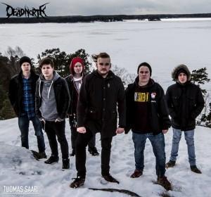 Dead North julkaisi uuden lyriikkavideon