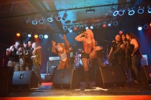 Finnish rock tour
