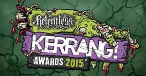Kerrang! -lehden vuotuisen palkintogaalan voittajat selvillä