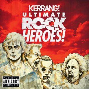 Uuden Kerrang! -lehden mukana kuullaan covereita mm. Slipknotista, Panterasta, Iron Maidenista sekä Deftonesista