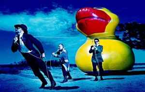 Les Claypool vierailee kokeellisen hip hopin parissa Death Gripsin uudella albumilla