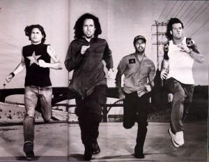 Rage Against the Machinen basisti pahoittelee Limp Bitzkitin syntyä heidän musiikkinsa kautta