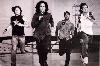 Rage Against The Machinen ensimmäinen julkinen esiintyminen vuodelta 1991 katsottavissa kokonaisuudessaan