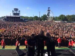Sodomin keikka viime viikonlopun Hellfestista katsottavissa kokonaisuudessaan