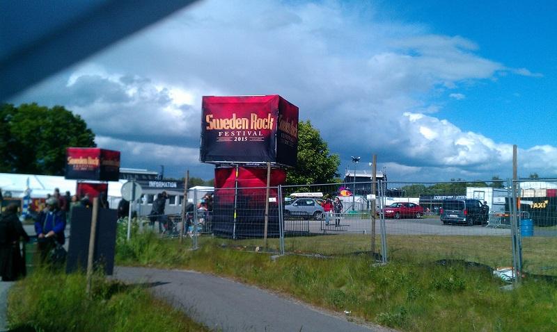 Sweden Rock Festival, 3. – 6.6.2015 @ Sölvesborg, Ruotsi