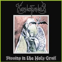 Xenofanes – Pissing in the Holy Grail