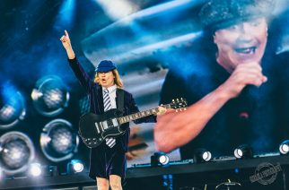 AC/DC:n kerrotaan työstävän uutta studioalbumia