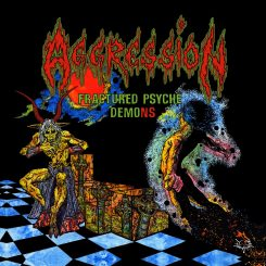 Aggression - Fractured Psyche Demons