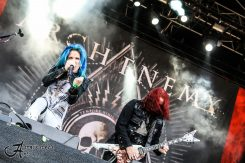 Arch Enemy With Full Force 2015
