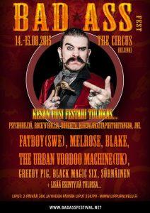 Visuaalinen customrock-festivaali The Circukseen