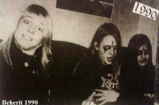 Pala black metallin historiaa: kuuntele Beheritin treeninauha vuodelta 1990