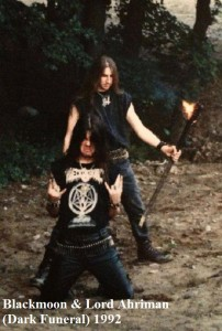 Blackmoon & Lord Ahriman (1992)