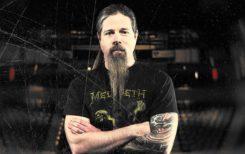 Chris Adler kuvailee ensimmäistä keikkaansa Megadethin kanssa upeaksi kokemukseksi