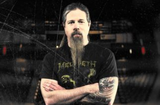 """Lamb Of Godin Chris Adler vihjailee """"isoista"""" uutisista: miehellä uusi projekti?"""