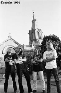 Convulse 1991