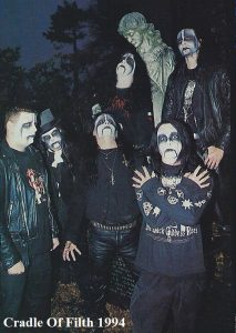 Cradle of filth (1994) (2)
