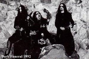 Dark Funeral 1992