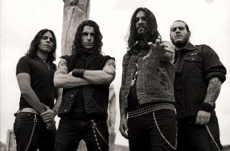 """Lucifer's Child (Rotting Christ, Nightfall) julkaisi studiossa kuvatun livevideon """"Hors de Combat"""" -kappaleestaan"""