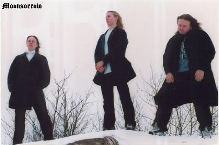 Moonsorrowin uuden albumin tiedot julkaistu