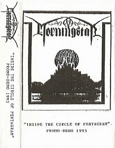 Morningstar - Inside the Circle of Pentagram