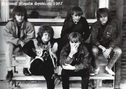 National Napalm Syndicate 1987