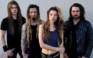 Machine Headin entisen kitaristin uusi yhtye Once Human julkaisi uuden lyriikkavideon