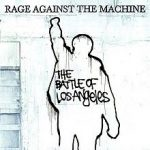 Rage Against The Machine Battle Of Los Angeles 1999