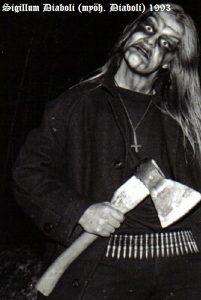 Sigillum Diaboli 1993