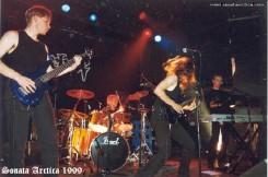 Sonata Arctica 1999