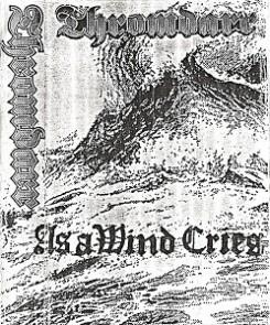 Thromdarr - As a Wind Cries