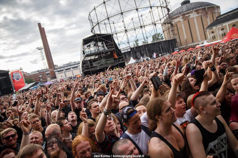 Helsingissä järjestettävien ulkoilmatapahtumien kestorajoituksia höllennetään