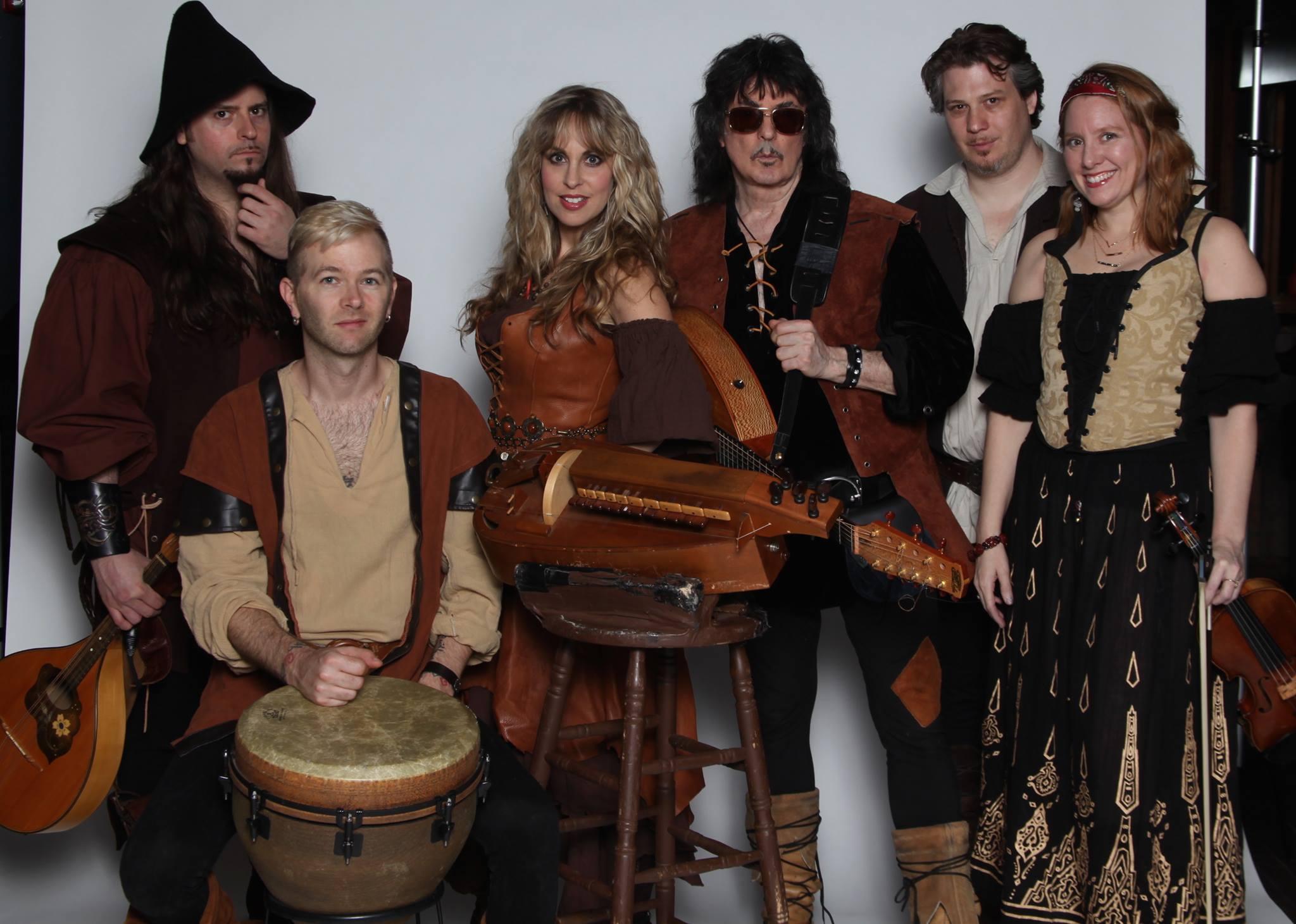 """Blackmore's Nightin uusi """"Will O' The Wisp"""" -kappale julkaistiin musiikkivideon kanssa"""