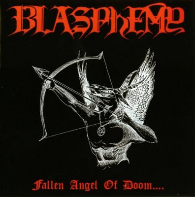Blasphemy – Fallen Angel of Doom