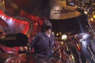 """Näin taipuu Slipknotin Jay Weinbergiltä bändin vanha kappale """"Get This"""" livenä: rumpuvideo katsottavissa"""
