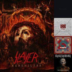 Slayeria, Iron Maidenia, Amorphista… Katso mitä kaikkea metallintäyteinen syyskuu pitää sisällään