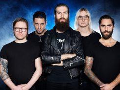 Atlas Losing Grip kolmelle keikalle Suomeen lokakuussa