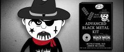 Cooking Hostilen tekijöiltä animoitu videosarja black metallista