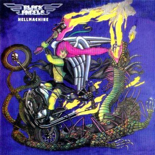 Black Angels - Hellmachine