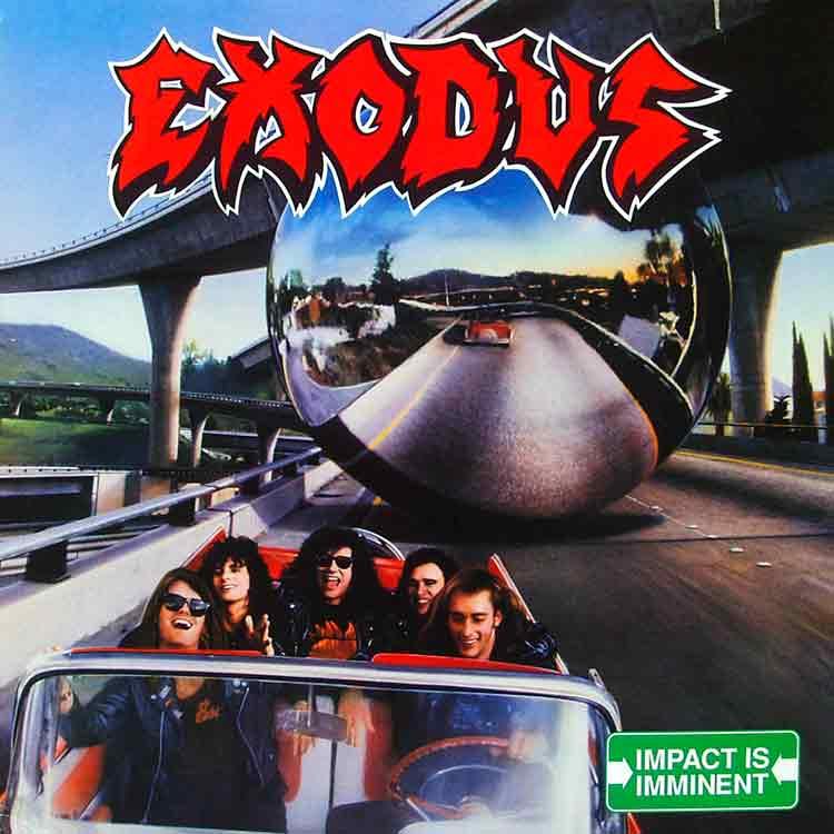 Exodus - Impact is Imminent