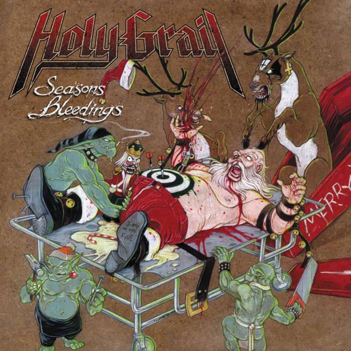 Holy Grail - Seasons Bleedings