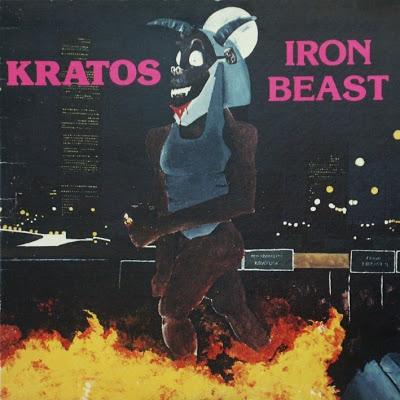 Kratos - Iron Beast