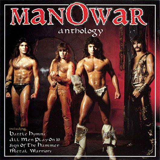 Manowar - Anthology
