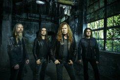 Megadeth 2015