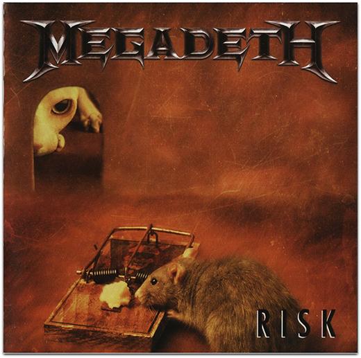 Megadeth - Risk (remastered)