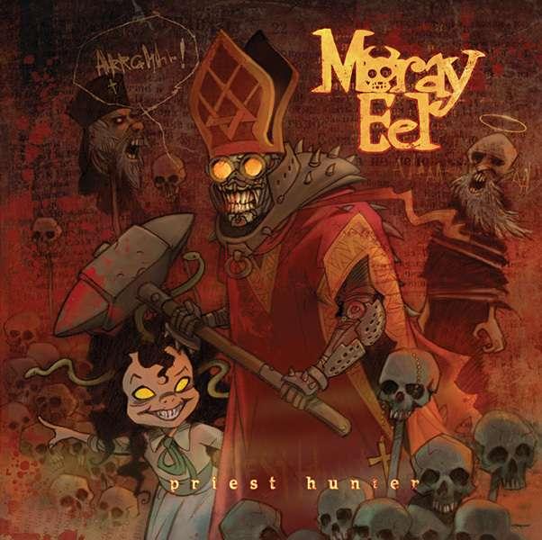 Moray Eel - Priest Hunter